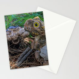 Return of the T Rex Stationery Cards