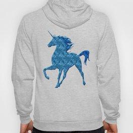 Blue Magical Unicorn Hoody