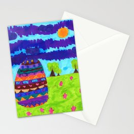 Born to Live Stationery Cards