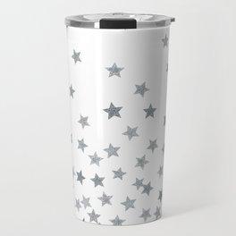 STARS SILVER Travel Mug