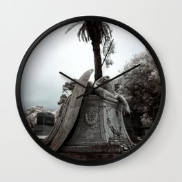 Came to Mourn Wall Clock