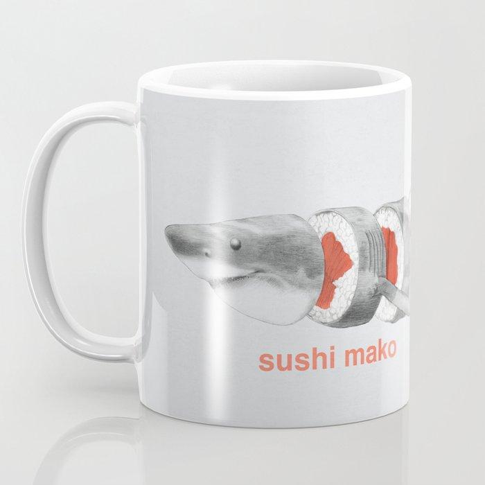 Sushi Mako Coffee Mug
