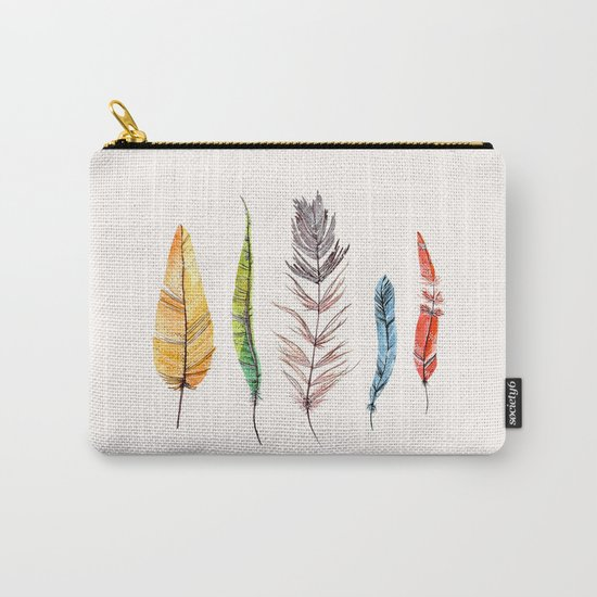 falling all around me Carry-All Pouch