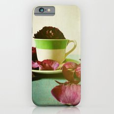 Petals Unfold, Opening to Life iPhone 6s Slim Case
