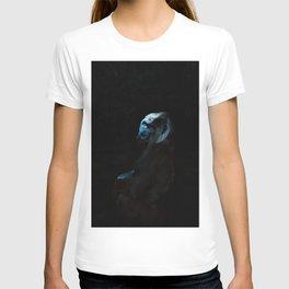Humanity - Mountain Gorilla in Moonlight T-shirt