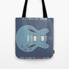 Like These Times Tote Bag