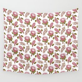 King Protea Delight Wall Tapestry