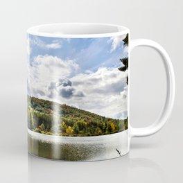 Fall Reflection Landscape Coffee Mug