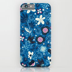 Blue Meadow iPhone 6s Slim Case