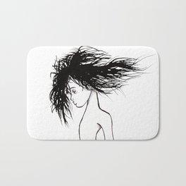 Hair 4 Bath Mat
