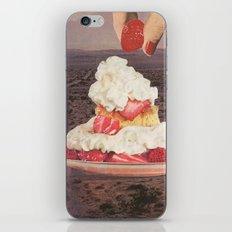 Des(s)ert iPhone Skin