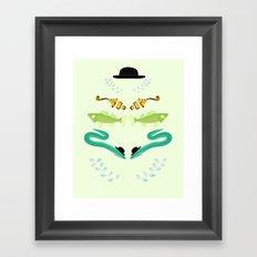 Fiskareva Framed Art Print