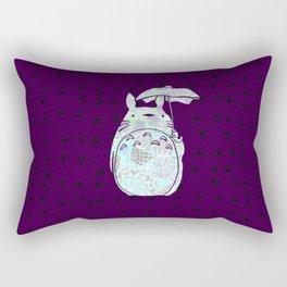 Mandala Strange Neighbor Rectangular Pillow