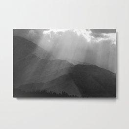 Light! Metal Print