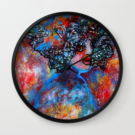 Summer #Society6 #buyart #decor Wall Clock