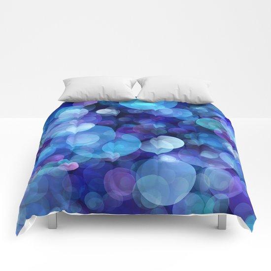 Bubbles 005 Comforters