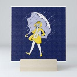 Risograph Apocalyptic Salty Betch Mini Art Print