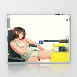 Attention Deficiency Laptop & iPad Skin