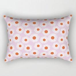Daisy Starbusrt Rectangular Pillow