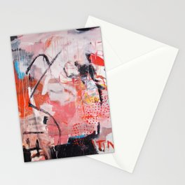 lonely lust Stationery Cards