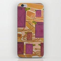 Gas Power iPhone & iPod Skin