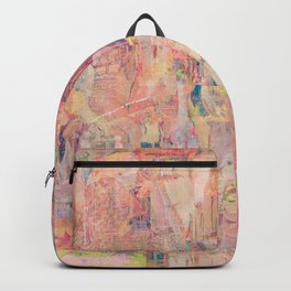 Hanging Out in Palma Backpack