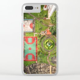 Singapore aerial drone Clear iPhone Case