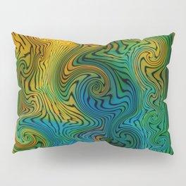 Variegraph 127 (Turbulation 2) Pillow Sham