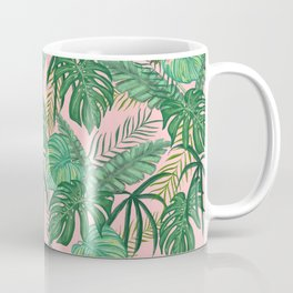 Serpents and Flowers Coffee Mug