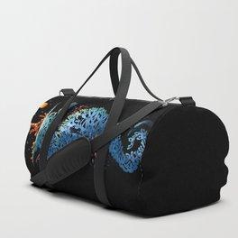 dream in blue Duffle Bag