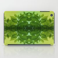 leaf iPad Cases featuring Leaf by Cs025
