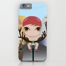Deery Fairy Riding a Bike iPhone 6s Slim Case
