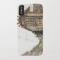 Basel Sketchbook iPhone X Slim Case