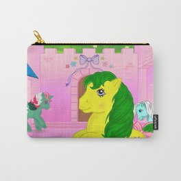 g1 my little pony dreamvalley Carry-All Pouch