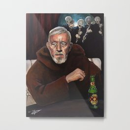The Most Interesting an in the Galaxy Metal Print
