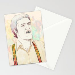 Jaws - Secondary character? Never! Stationery Cards