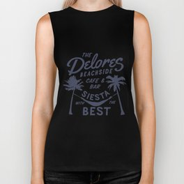 The Delores Biker Tank