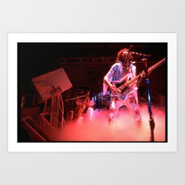 "William ""Bootsy"" Collins Live Art Print"