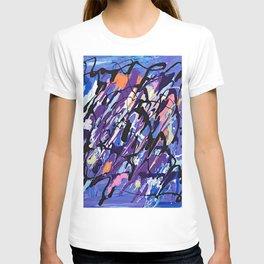 Purple Splash T-shirt