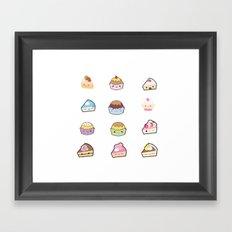 Cake II Framed Art Print