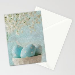 Limpet shell color eggs  Stationery Cards