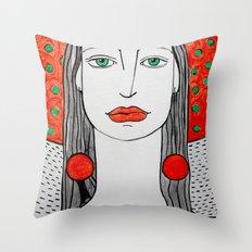 Panama Throw Pillow
