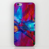 secret life iPhone & iPod Skins featuring Secret Life by Stephen Linhart