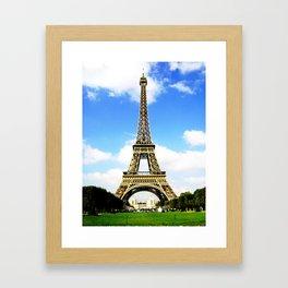 OuiOui Framed Art Print