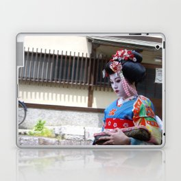 Reflections of a Geisha  Laptop & iPad Skin