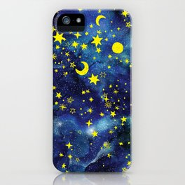 Stars That Can Laugh iPhone Case