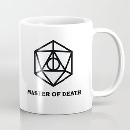 Master of Death Coffee Mug