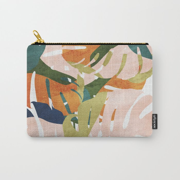 Monstera delight Carry-All Pouch