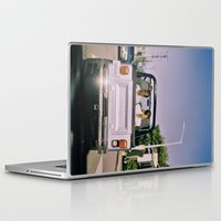 jeep Laptop & iPad Skins featuring Jeep by Warren Silveira + Stay Rustic