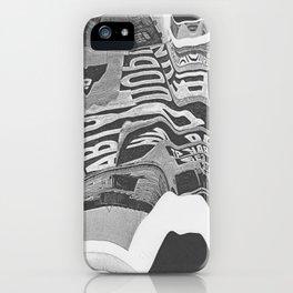 Constructivism Scan iPhone Case